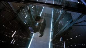 WebRx Data Center - Service Technician.